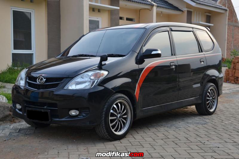 Daihatsu All New Xenia Modifikasi  Velg Vossen Ring 17  PEMASANGAN