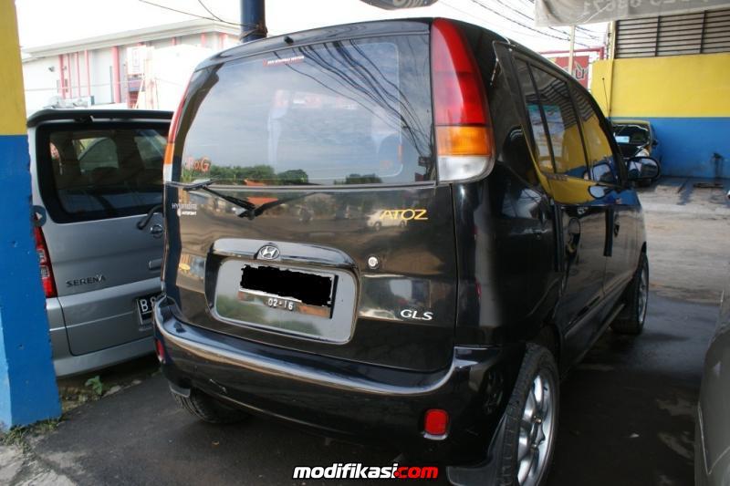 Thread: Dijual Mobil Hyundai Atoz GLS AT 2001 CBU