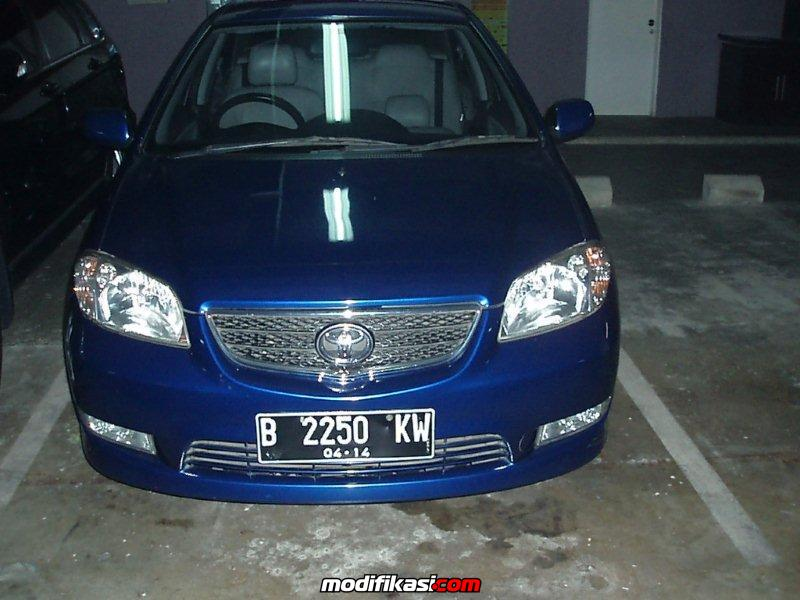 TOYOTA VIOS 1.5 G M/T 2004 Rp 108Jt (Nego
