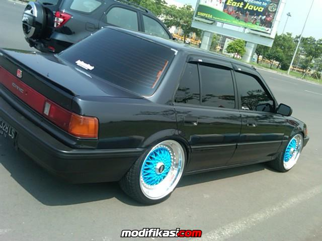 ... 2002 honda civic ex coupe custom with la honda grand civic tahun 1991