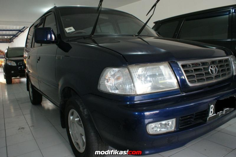 Thread: Dijual Mobil Toyota Kijang Kapsul LGX Diesel MT 2002(Non