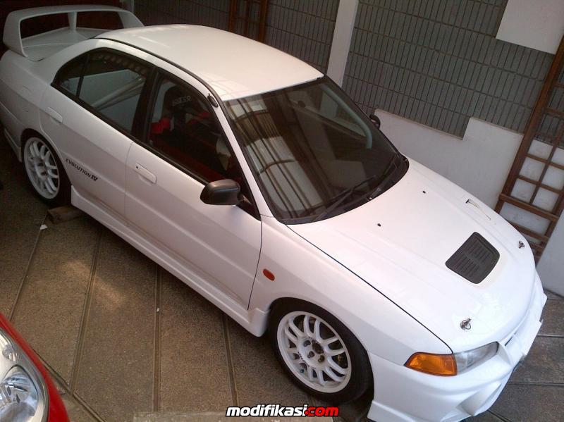 FOR SALE LANCER EVO 4 RS ( RACE ONLY ) ORIGINAL Bukan