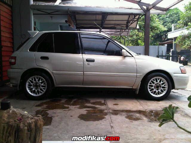 Thread: WTS Toyota Starlet 1.3 SEG Silver