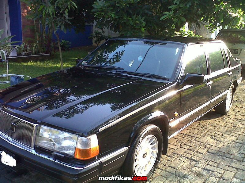 WTS: Volvo 960 Executive Turbo/AT Thn. 1993