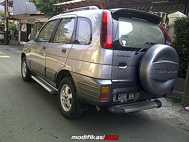 Daihatsu Taruna Csx Silver