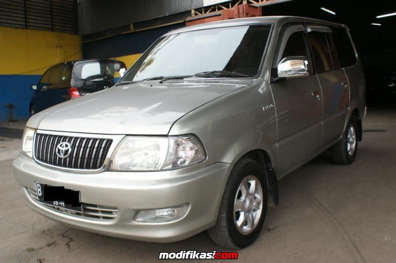 Thread: Dijual Mobil Toyota Kijang Kapsul LGX Bensin 1.8 EFI MT 2004