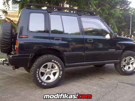 Wts Vitara Jlx 4x4 M T 1993