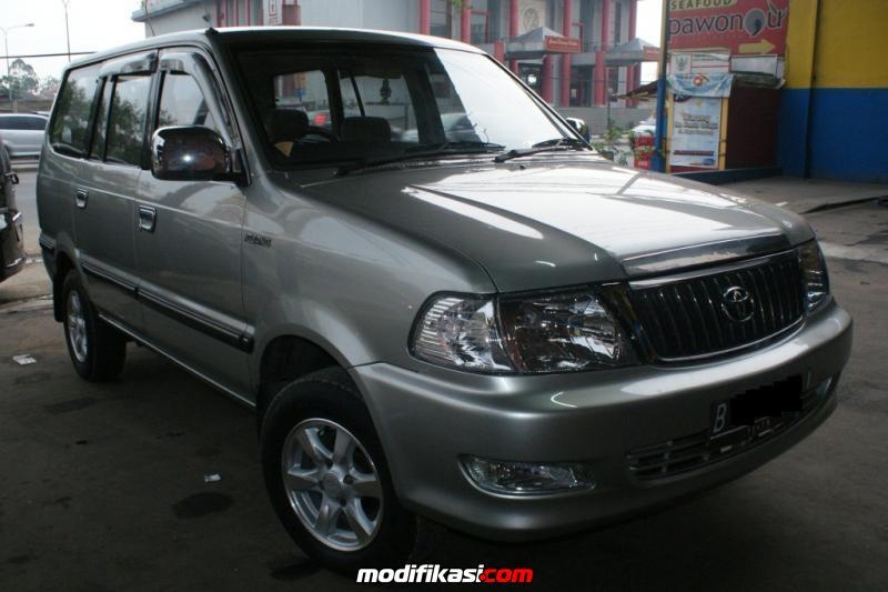Dijual Mobil Toyota Kijang Kapsul LGX Diesel MT 2003