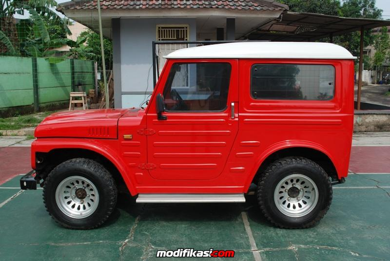 Thread For Sale Suzuki Jimny Jangkrik