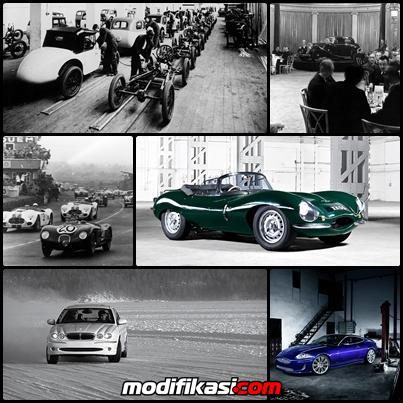 Development Of Jaguar Cars Evolution Of The Year