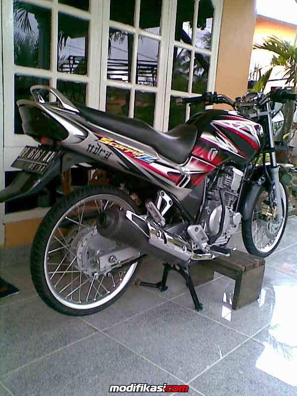 Thread: my motor yamaha scorpio z 2009 , mio soul 2010, f1zr (roadrace