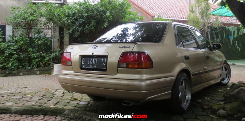 WTS : All New Corolla '96 (Modifikasi Minimalis