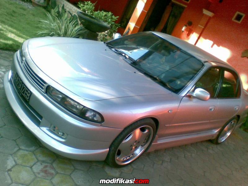 Thread: JUAL Mitsubishi Galant : V6 Hiu '95 FULL MODIF
