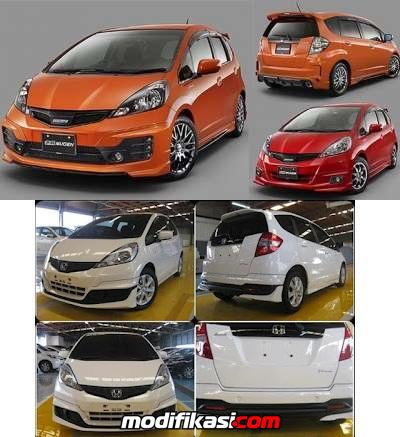 Bodykit ready stock promo harga 1,5 juta jazz,crv,yaris,juke,freed,dll