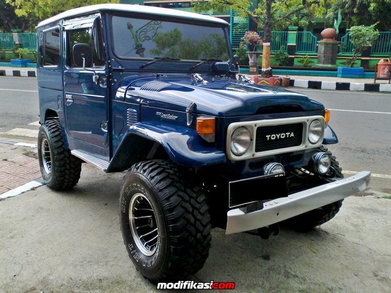 Dijual Toyota Landcruiser Fj 40 Hardtop Th 1981 Istimewa