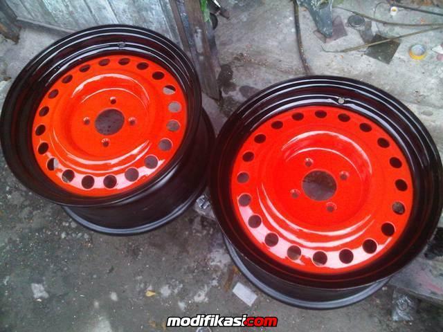 Velg Ring 13 14 15 16 17 Kaleng Custom Balikpapan