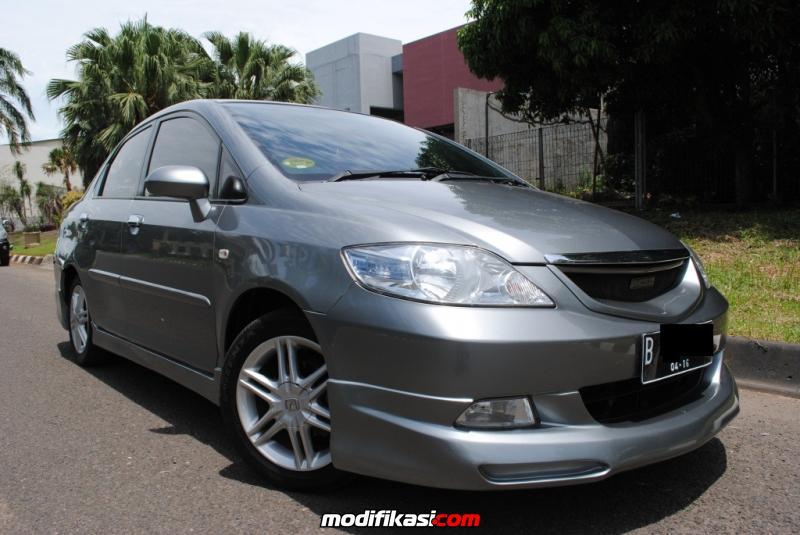 Dijual Mobil Honda City VTEC AT 2006