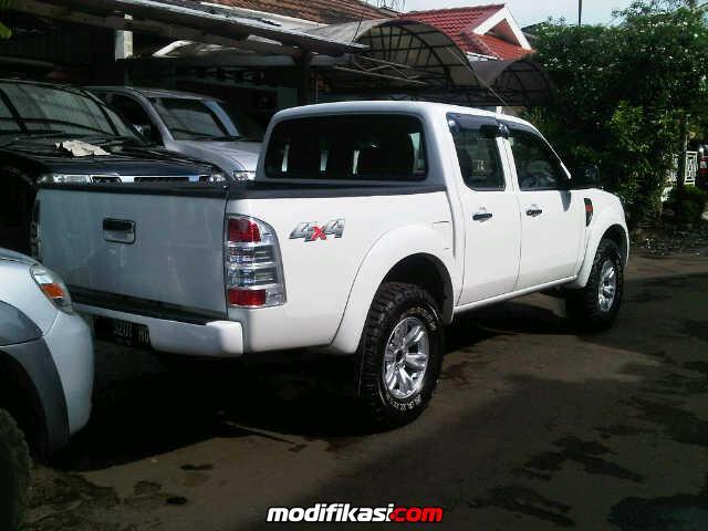 Ford Ranger Double cabin XLT 2011 bkn 2010 lbh murah dr ...