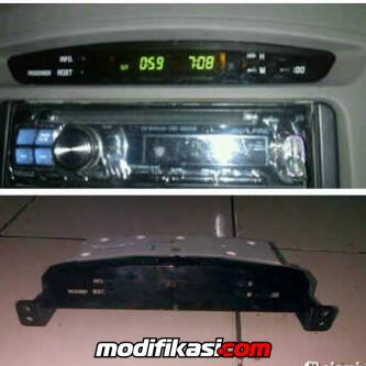 Thread: speedometer & MID grand new innova V buat facelift