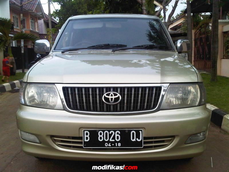 FOR SALE : TOYOTA KIJANG LGX 1.8 EFI 2003 CHAMPAGNE (DP