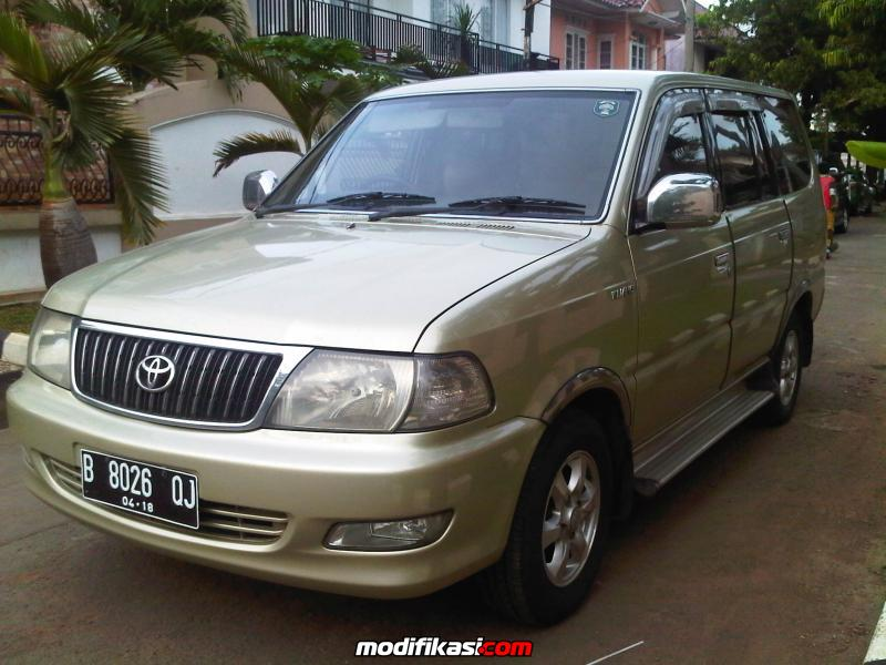 FOR SALE TOYOTA KIJANG LGX 18 EFI 2003 CHAMPAGNE DP