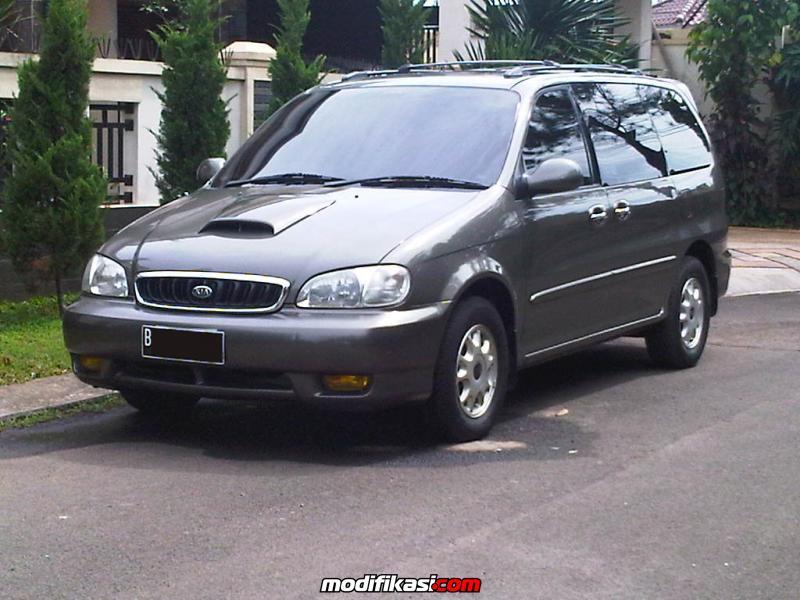 Dijual Kia Carnival Diesel At 2001 Turbo
