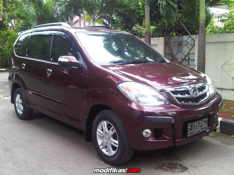 FOR SALE DAIHATSU XENIA XI SPORTY 2010 MERAH METALIK DP