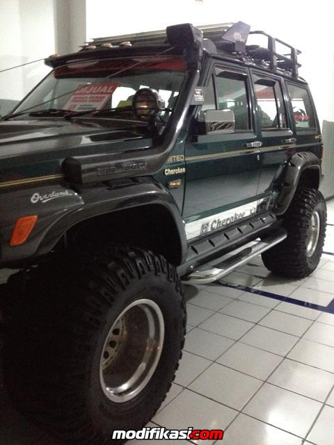 For Sale OFF-ROAD ready!!! Jeep Cherokee '97
