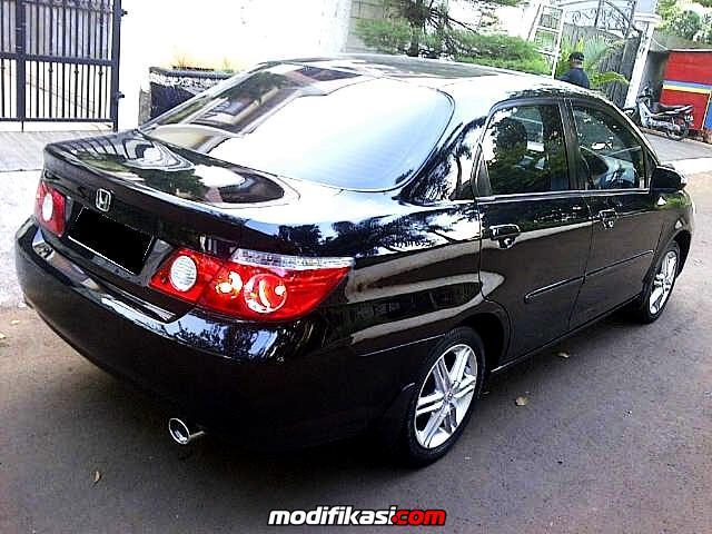 Honda City Vtec 2007 M/T Hitam Istimewa !! [ CV BINTANG