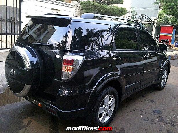 TOYOTA Rush type S 2010 Manual Hitam [ CV BINTANG Auto Gallery ]