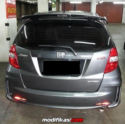 Thread: HONDA JAZZ RS M/T 2011 ( NEW MODEL ) ABU-ABU