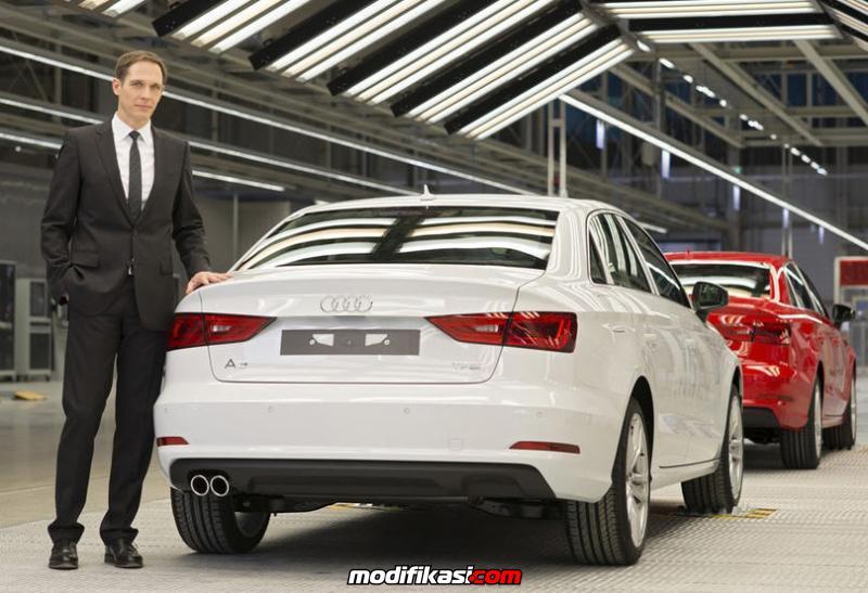 Audi Berharap Mobil Sedan A3 Dapat Menjadi Mobil Paling
