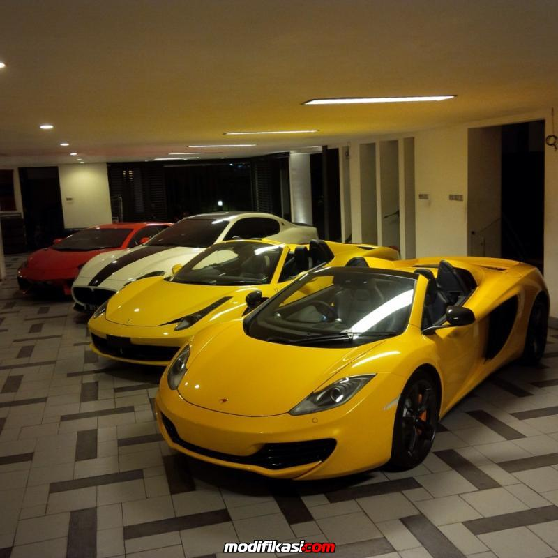 Welcome To My Garage