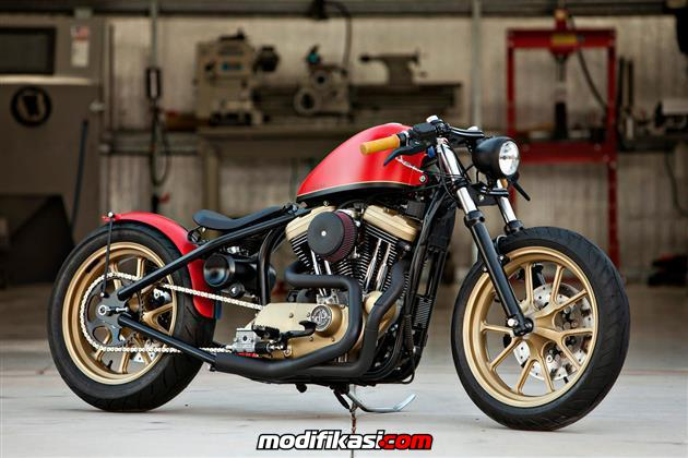 ... motor yang bagus dan terkenal dan melayani segala jenis motor. ini  salah satu contoh hasil momodifikasi DP Custom  d08a543cc8