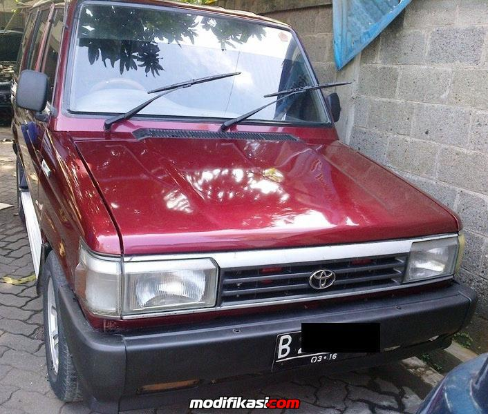 Thread Toyota Kijang Rover Grx Long