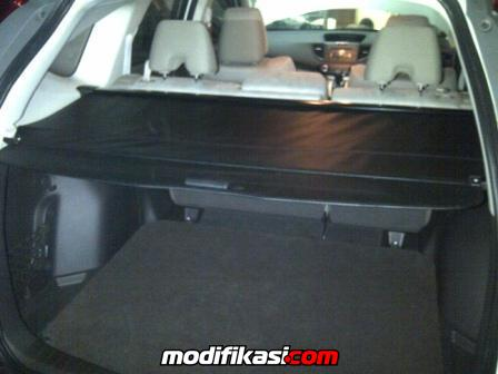 Baru READY COVER BAGASI TONNEAU COVER ALL NEW CRV LIMITED