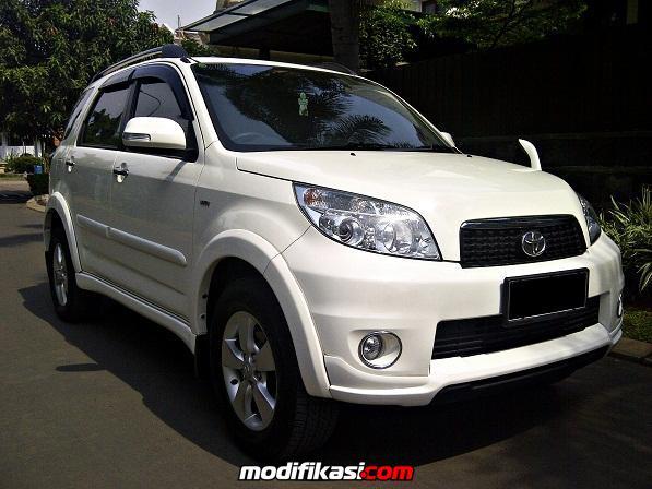 Modifikasi Toyota Rush  Penghemat BBM Paling Ampuh, TERBUKTI!