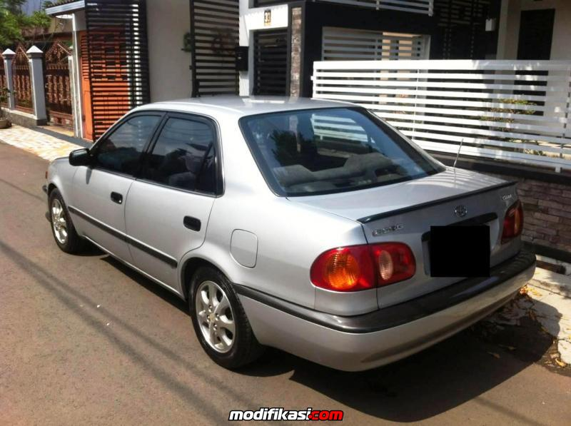 Bekas WTS : Toyota All New Great Corolla 2000, Matic