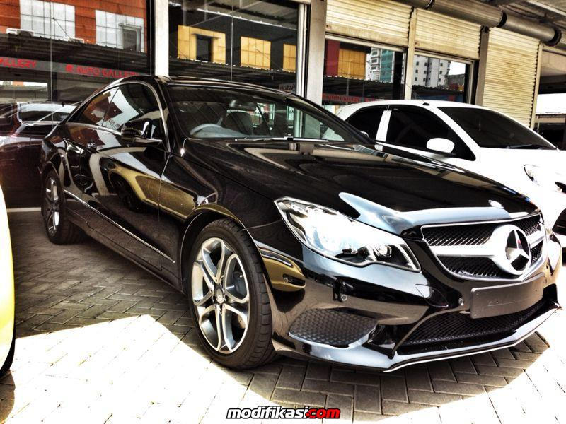 Baru mercedes benz e 250 coupe brand new for Brand new mercedes benz