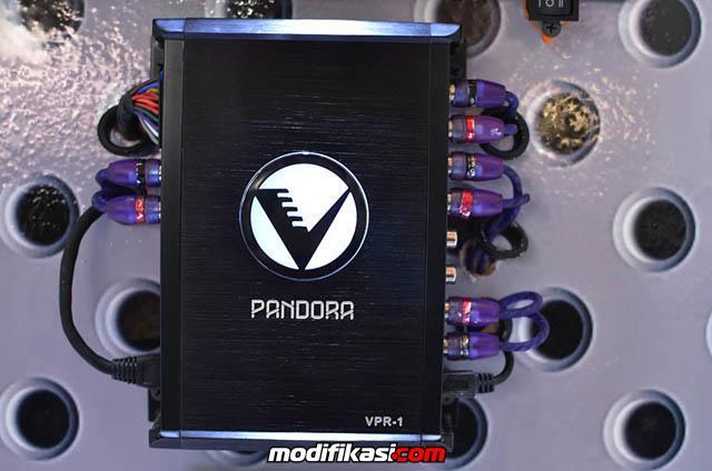 Harga Audio Processor Pandora Processor Audio