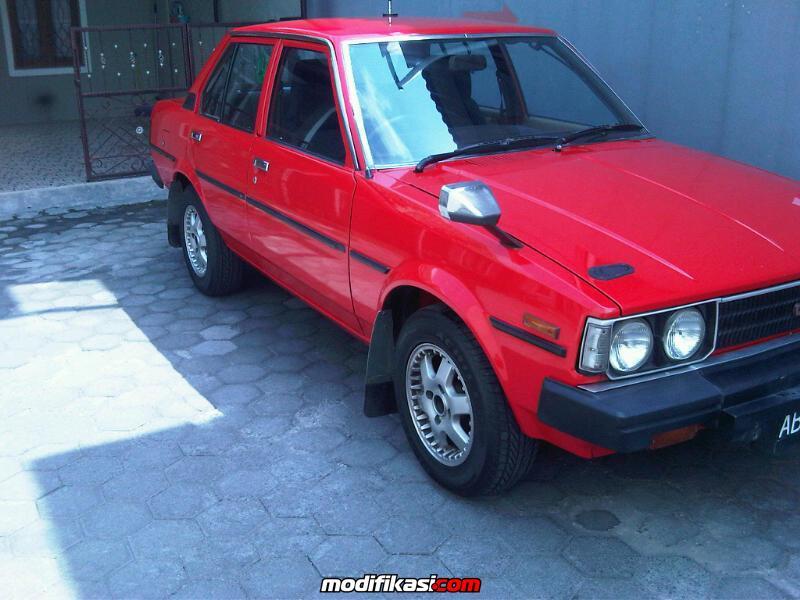 Jual Toyota Corolla Dx 83