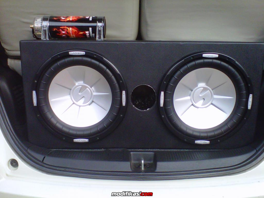 Bekas Audio Soundstream PXW 12 DVC Double Sub 12in