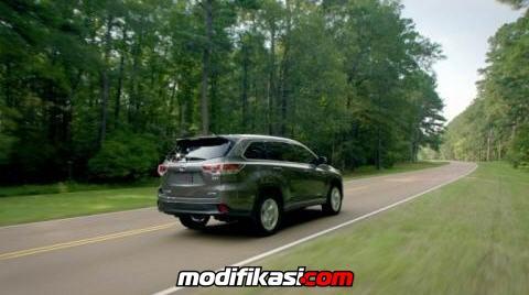 Thread: Harga Mobil Untuk Toyota Highlander 2014 Segera Diumumkan