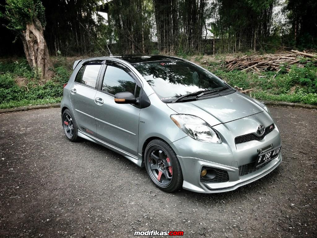 Displaying 13gt; Images For  Toyota Yaris Modifikasi