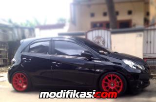 BRIO PROJECT INDONESIA) Honda DD2 with SPOON REGAMASTER