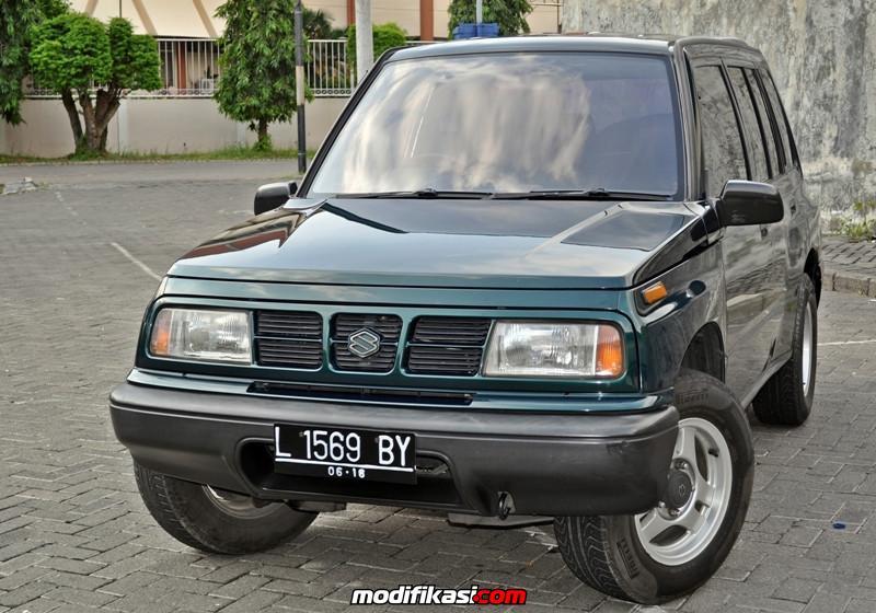 Suzuki Escudo SE420 ori tapi culun
