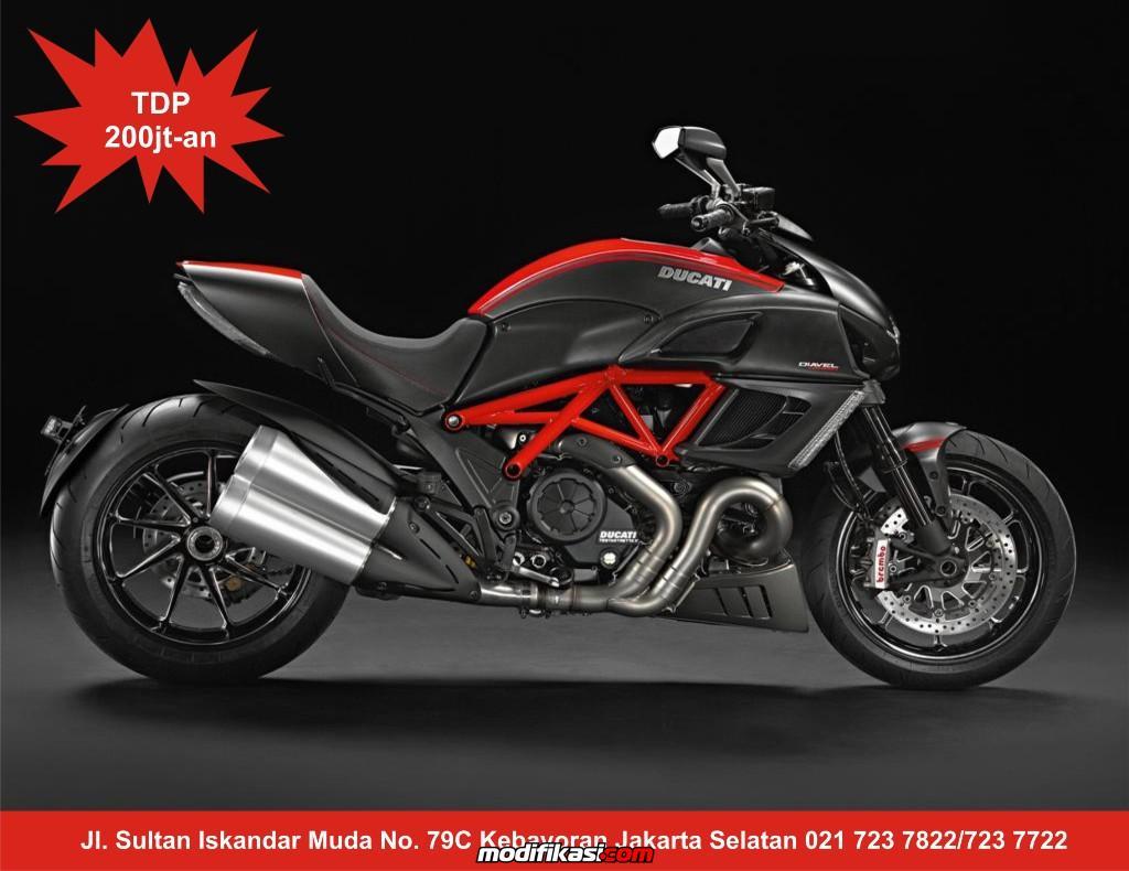 Daftar Harga Motor Ducati Terbaru Juli 2014