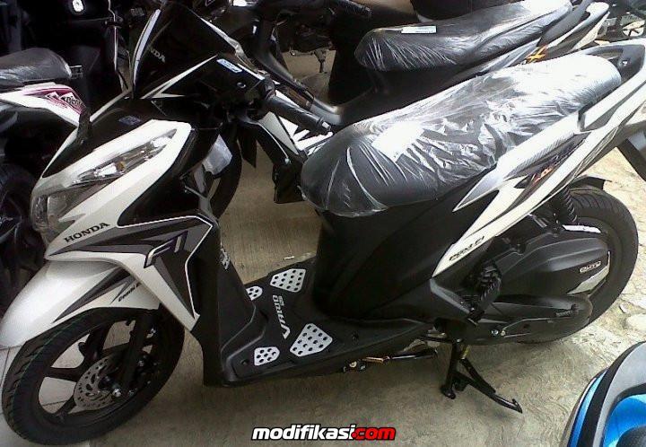 Baru Honda Vario Techno 125 Cbs Iss 2014 Baru Promo Kredit