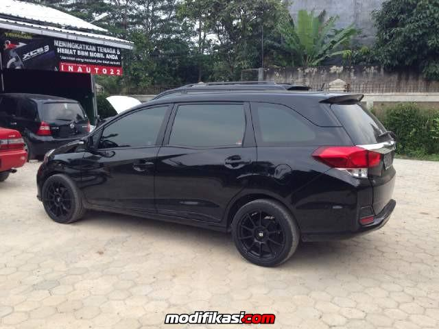 2014 Daily Use Black Honda Mobilio Prestige