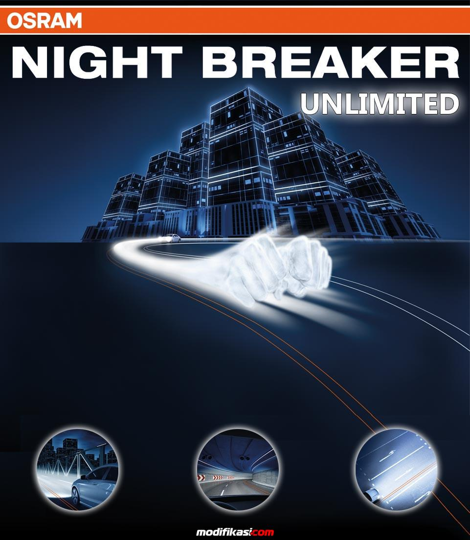 baru osram nbr unlimited osram nightbreaker unlimited. Black Bedroom Furniture Sets. Home Design Ideas